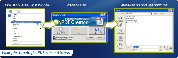 Get all the benefits of professional looking PDF Files on any Vista System.
